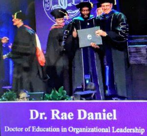 Dr. Rae Daniel